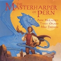 Anne McCaffrey, Tania Opland and Mike Freeman | The Masterharper of Pern