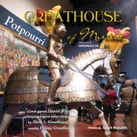 Various Artists | Potpourri - Originals from Prague #5 (Greathouse of Music Presents)