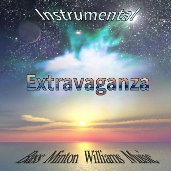 Bass Minton Williams Music | Instrumental Extravaganza | CD