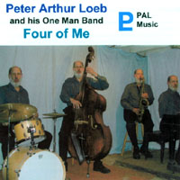 Peter Arthur Loeb and his One Man Band | Four of Me