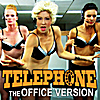 Pantless Knights: Telephone (The Office Version) [Parody of Telephone]