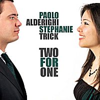Paolo Alderighi & Stephanie Trick | Two for One