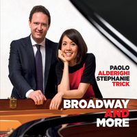 Image result for PAOLO ALDERIGHI AND STEPHANIE TRICK broadway