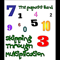 The Papa GG Band | Skipping Through Multiplication