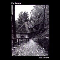 Pat Barbrie | For Anyone