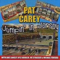 Pat Carey | Jumpin' in Jersey