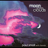 Paul Smail | Moon Under Clouds
