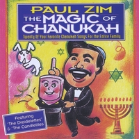 Paul Zim | The Magic of Chanukah