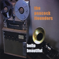THE PEACOCK FLOUNDERS: Hello Beautiful