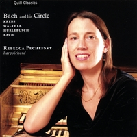 Rebecca Pechefsky | Bach and his Circle