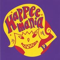 Copertina di album per Happee Mania