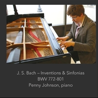 Penny Johnson | J.S. Bach: Inventions & Sinfonias BWV 772-801