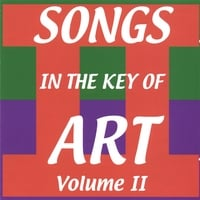 Greg Percy | Songs in the Key of Art Volume 2