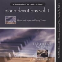 Pablo Perez | Piano Devotions Vol 1