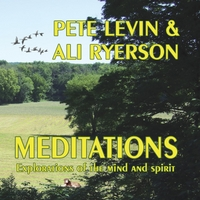 Pete Levin &  Ali Ryerson | Meditations: Explorations of the Mind & Spirit