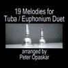 PETER OPASKAR: Nineteen Melodies for Tuba / Euphonium Duet