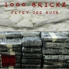 Petey Joe Kush: 1000 Brickz