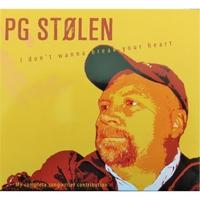 Pg Stølen I Dont Wanna Break Your Heart Cd Baby Music Store