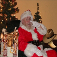 Phil Coley | Santa You're Just and Old Texas Cowboy