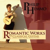 Philip Hemmo | Romantic Works for Classical Guitar