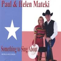 Paul & Helen Mateki | Something to Sing About