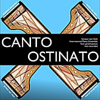 Piano Ensemble, Van Veen Duo & Bergmann Duo: Canto Ostinato On Four Pianos, Live Version
