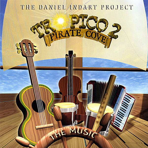The Daniel Indart Project | Tropico 2 - Pirate Cove | CD