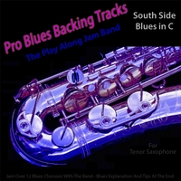 Play Along Jam Band | Pro Blues Backing Tracks (South Side