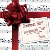 Plunky: Christmas Spirit Instrumentally Yours