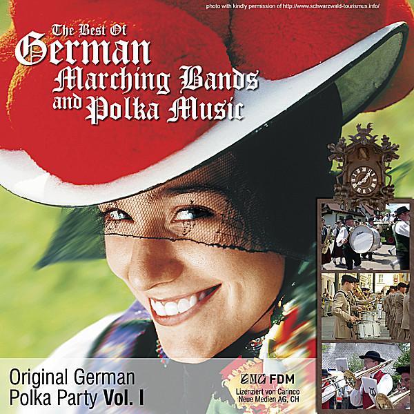 German Marching Bands and Polka Music | Polka Party Vol  1 | CD Baby