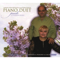 Piano Duet: Marina Porchkhidze & Vladimir Shinov | Pearls Of Russian Music