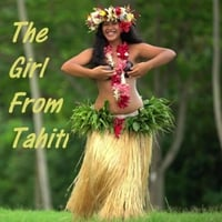 Postcards of Life | The Girl from Tahiti