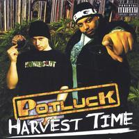 Pochette de l'album pour Harvest Time
