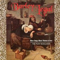 Capa do álbum Barley Legal