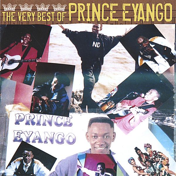 Prince Eyango | The Very Best of Prince Eyango :Double Album