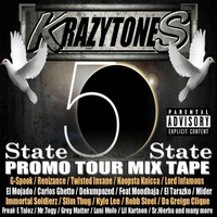 Various Artists | Promo Tour Mix Tape (KRAZYTONES Presents)