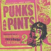 Various artists | Punks And Pints - Seattle's Best Punk - Vol. 2