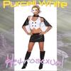 Purcell White: Hetrosexual