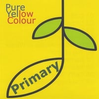 Pure Yellow Colour | Primary