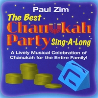 Paul Zim | The Best Chanukah Party Sing-A-Long