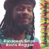 Randeesh | People Are You Ready? Randeesh Sings Roots Reggae