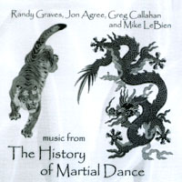 Randy Graves, Jon Agree, Greg Callahan and Mike LeBien | music from The History of Martial Dance