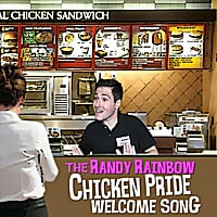 Randy Rainbow: The Randy Rainbow Chicken Pride Welcome Song