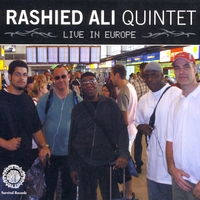 Rashied Ali Quintet | Live In Europe