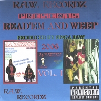 R.A.W. RECORDZ | READ'EM AND WEEP