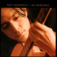 Ray Sandoval | Mi Ofrenda (Jacket CD)