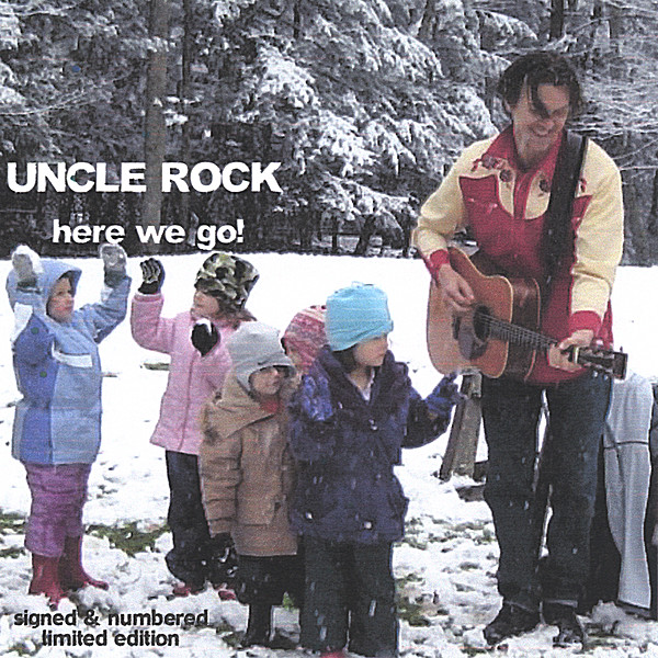 uncle rock Listen to the biggest hits from uncle rock, including gettin' big blues, polar bear over there, sneaky snake, and more on slacker radio.