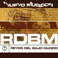 Skivomslag för Nuevo Musicon