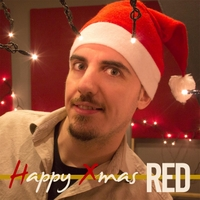 Red | Happy Xmas