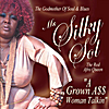 "Ms Silky Sol "" The Red Afro Queen"": A Grown A$$ Woman Talkin"